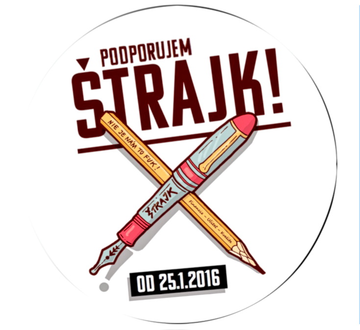 Podporujeme výzvu ISU k štrajkovej pohotovosti
