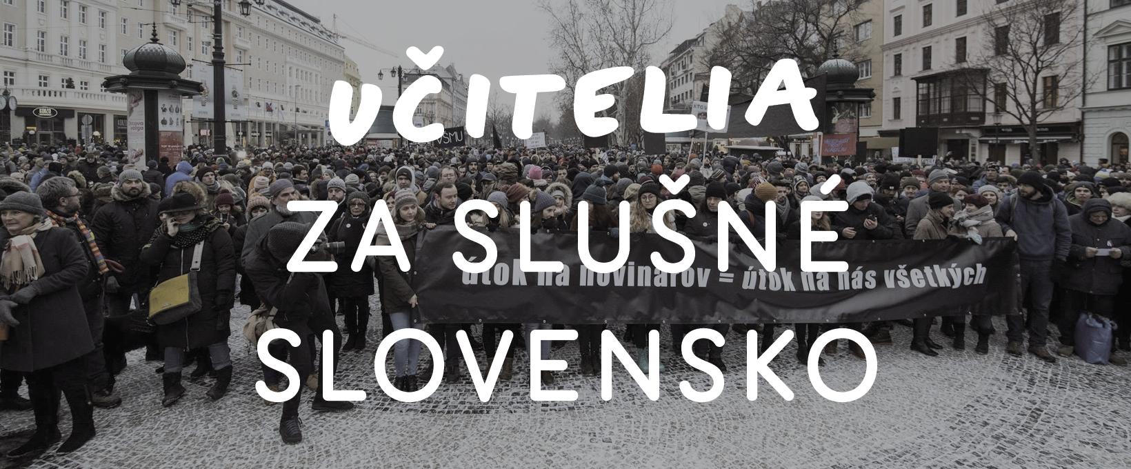 Vyhlásenie Asociácie: Sme Za slušné Slovensko