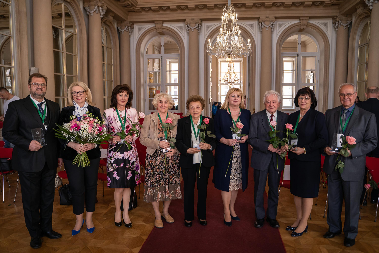 Slávnostná konferencia pri príležitosti 25. výročia vzniku ASŠŠZS so vzácnymi hosťami