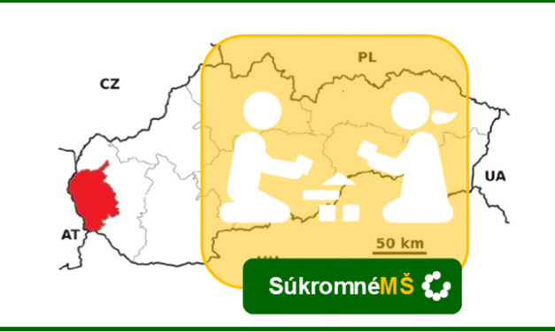 Do 18. 9. 2020: Mapujeme rozmiestnenie a kapacitu MŠ v BSK, zapojte sa!